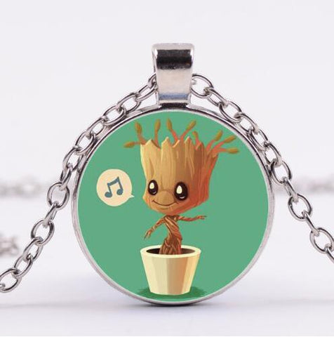 Guardians of the Galaxy Necklace