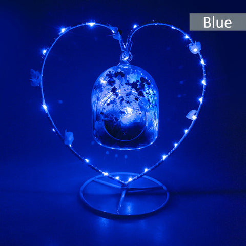 Heart Shaped Decor Light