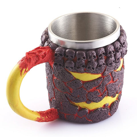 3D Skull Mugs - Topmazing