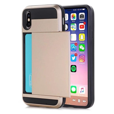 iPhone Case Card Slot Holder