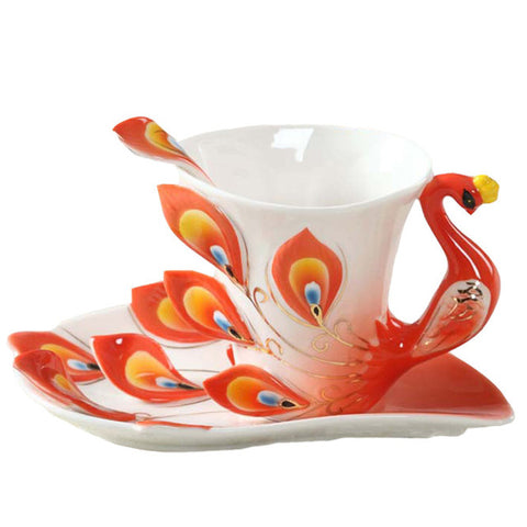 Peacock Cup