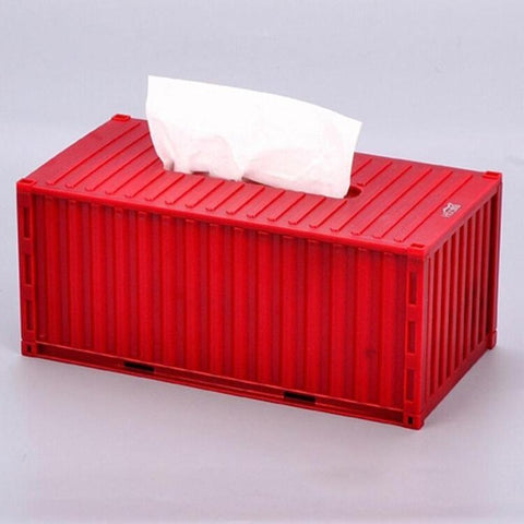 Container Tissue Box - Topmazing