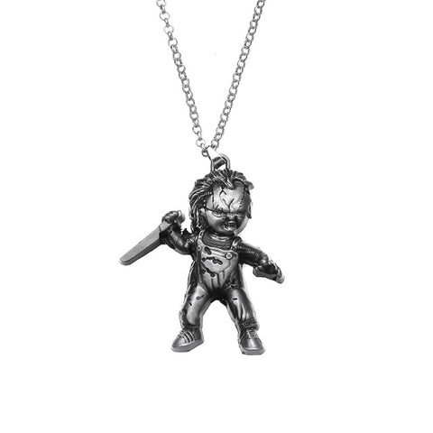 Chucky Necklace Pendant - Topmazing