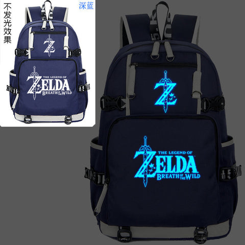 The Legend of Zelda Luminous Backpack