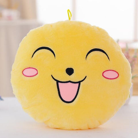 Smiley Face LED Pillow