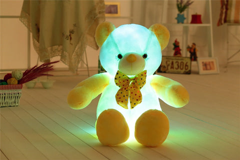 Glowing Plush Pillows