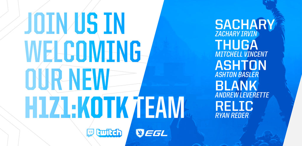 Join us in welcoming our new H1Z1: KOTK team!