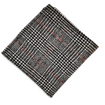 Grandpa's Checkered Pant - FAIR+SQUARE POCKET SQUARES