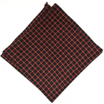 Gameboard Grid - FAIR+SQUARE POCKET SQUARES