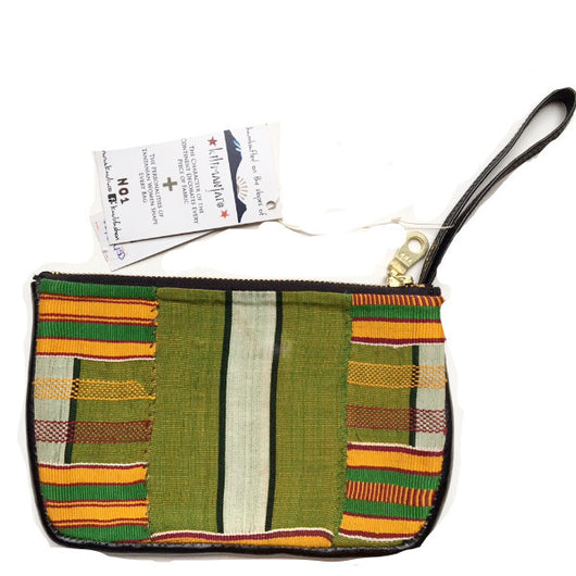 Wristlet by Kauli - FAIR+SQUARE POCKET SQUARES
