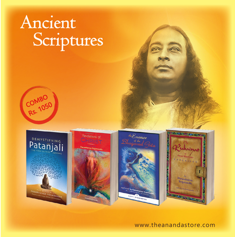 Combo Pack: Ancient Scriptures