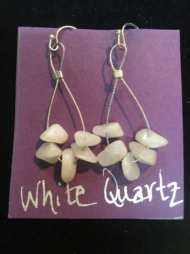 colored white smokey dsc earrings jewelry detail gold fantasy stone cut quartz
