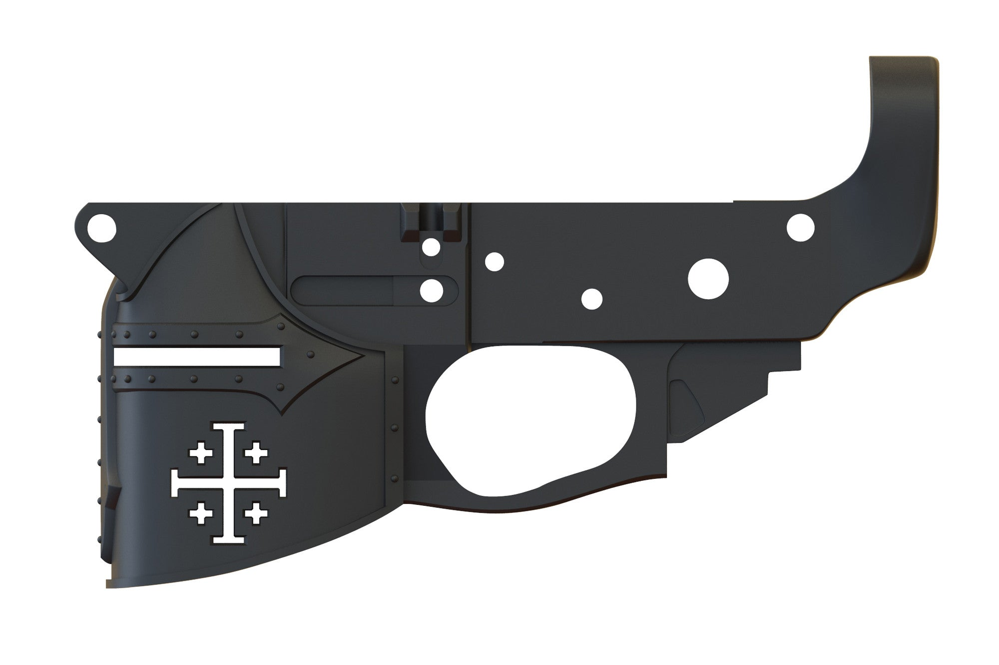 Billet Lower - Crusader
