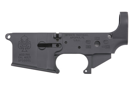 PHU Spade Stripped Lower Receiver