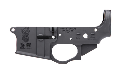 Pineapple Grenade Lower Receiver