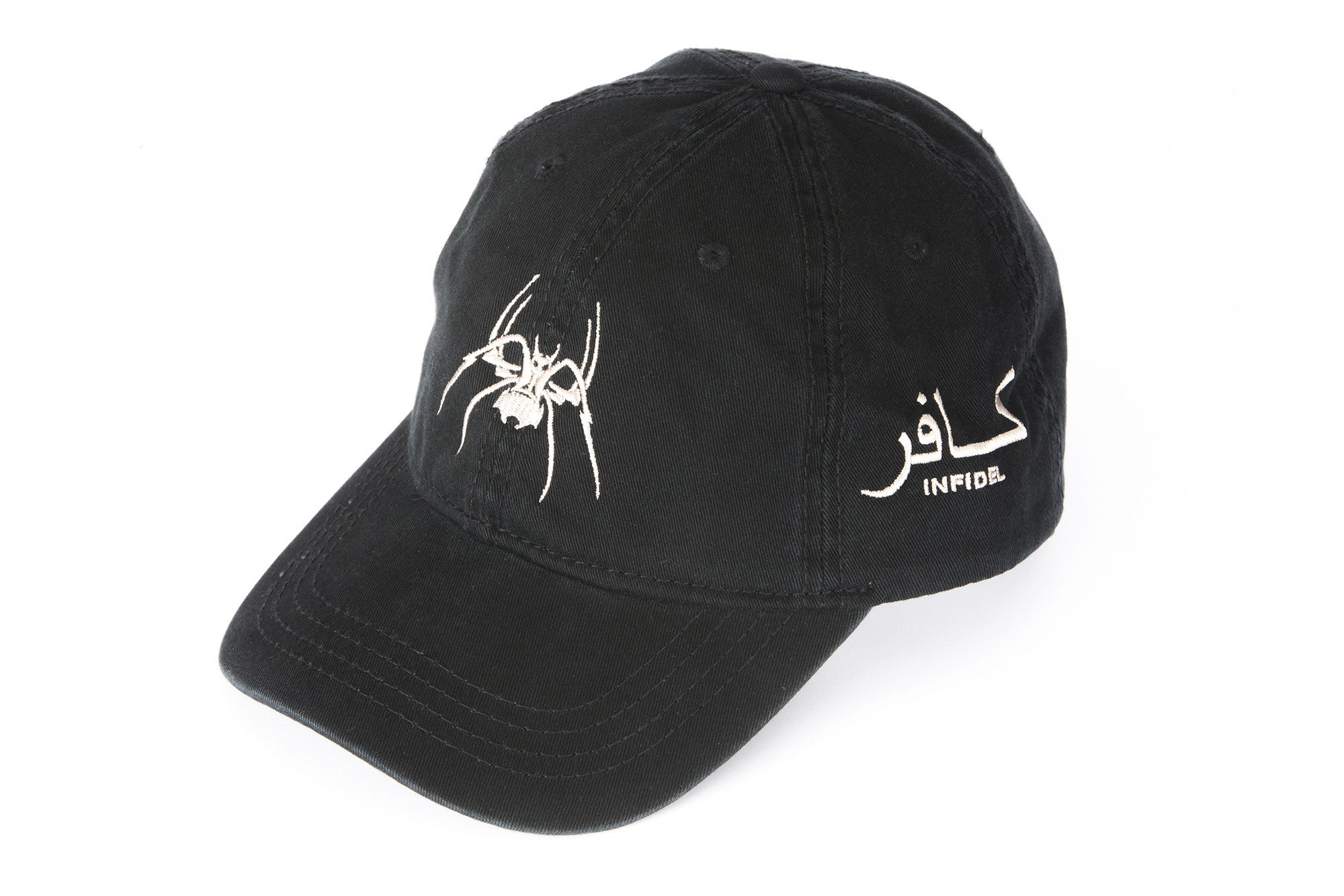 Spike's Tactical Hat- Black