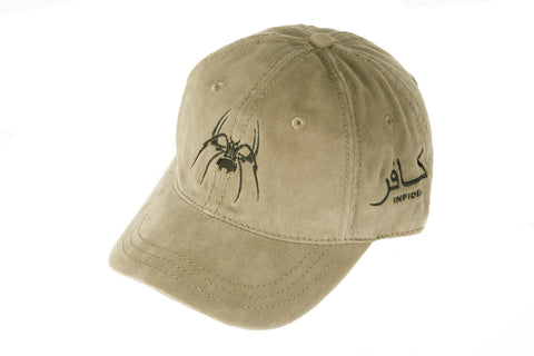 Spike's Tactical Hat- OD Green