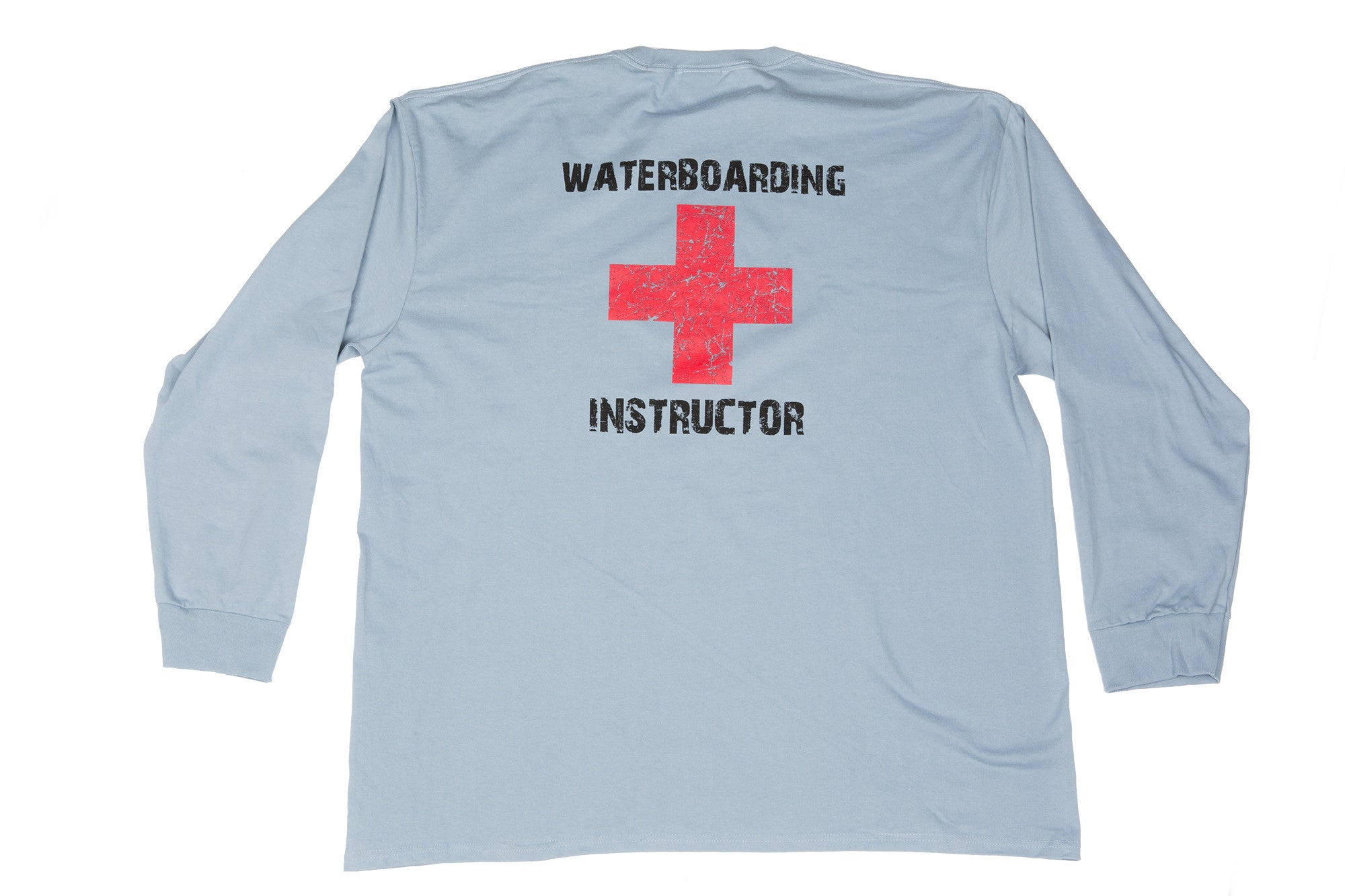 Waterboarding Instructor Long Sleeve