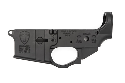 Crusader Stripped Lower Receiver