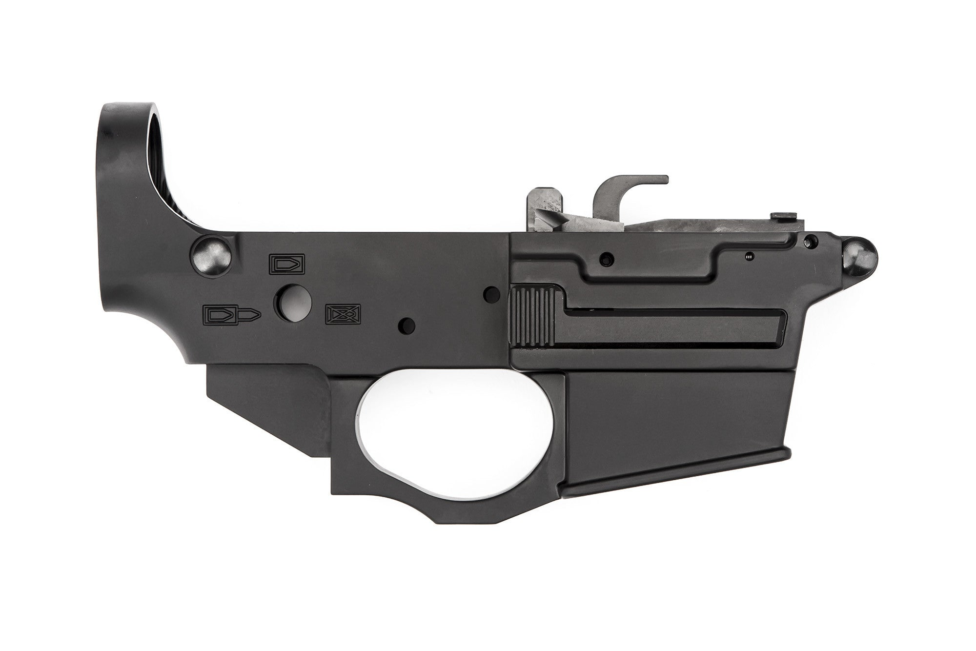 9mm Spider Stripped Lower Receiver