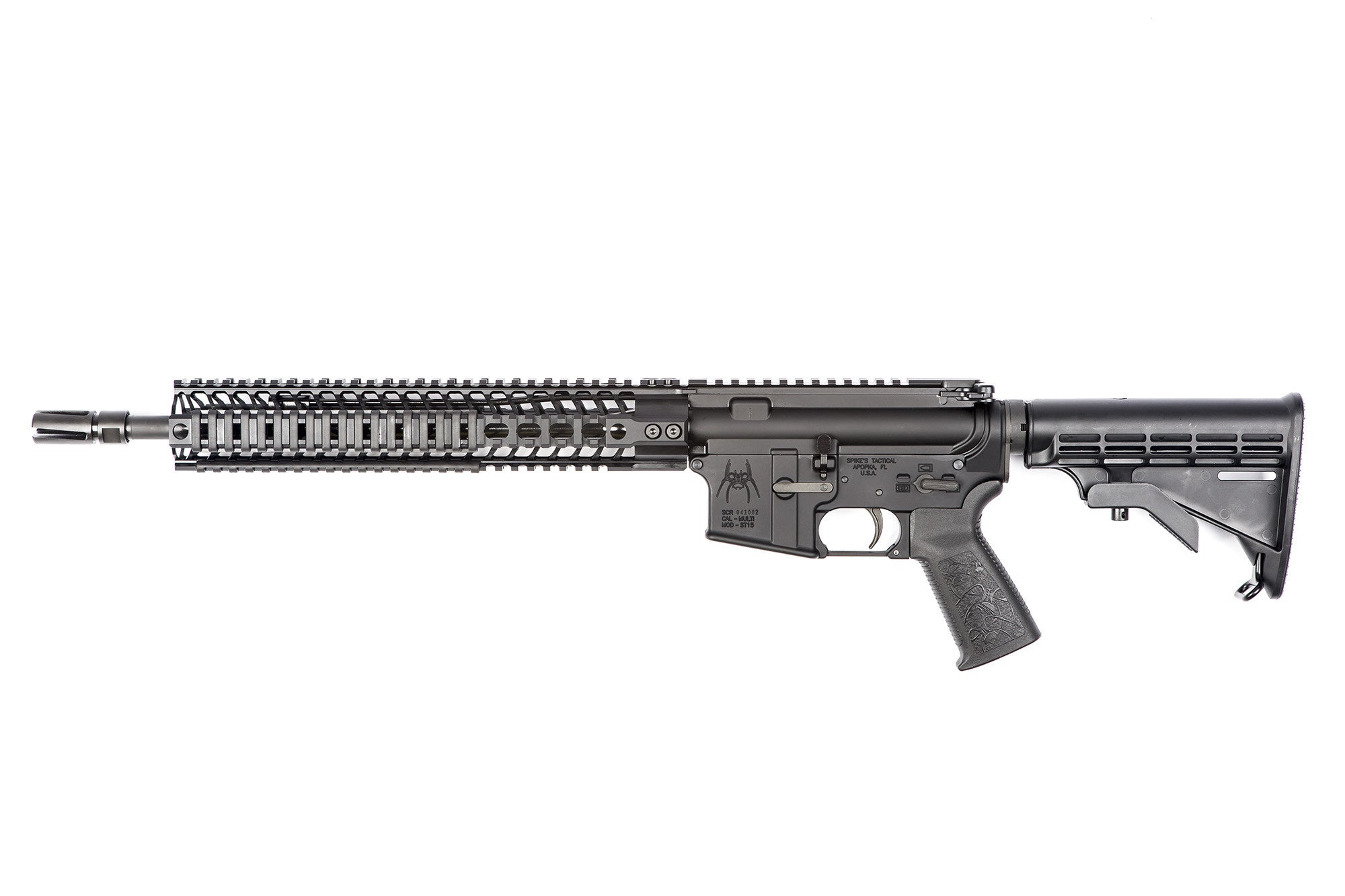 "5.56 Midlength Lightweight 14.5"" Rifle"
