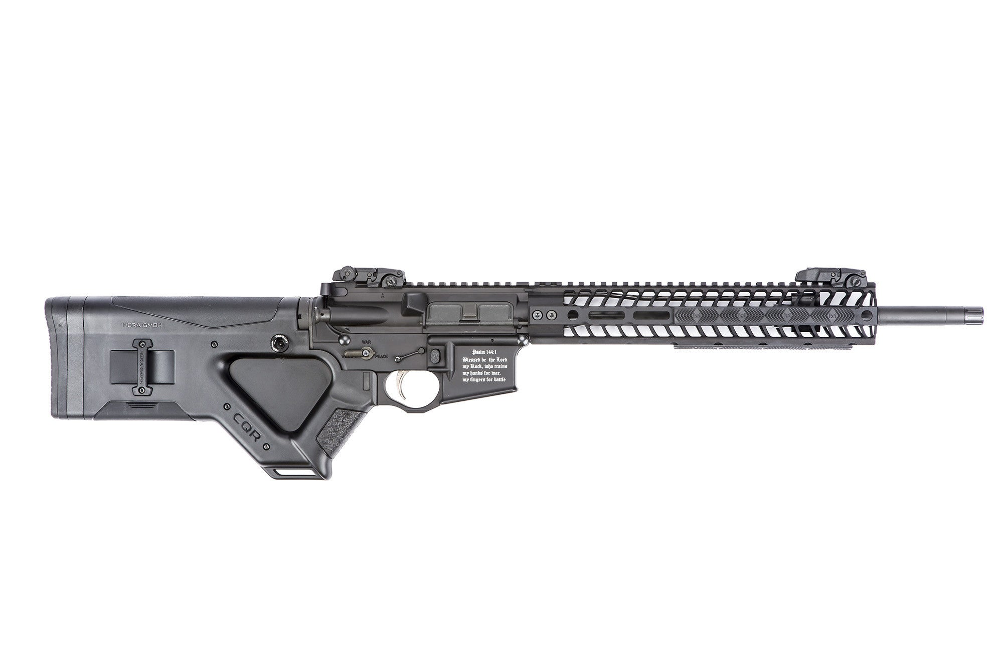 "Crusader 16"" CA Featureless"