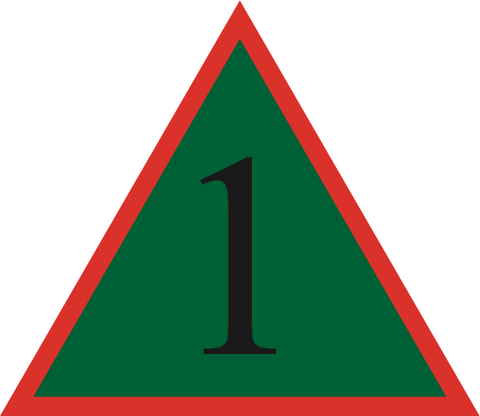 3 (UK) Division - 1st Armoured Infantry Brigade (1 Armd Inf Bde)
