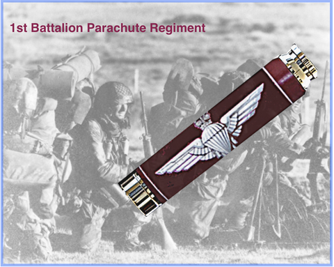 1 Para  Bullet Pen 7.62mm - Regimental Pens