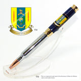 Royal Marines 41 Commando crest Bullet pen 7.62mm - Regimental Pens