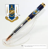 Royal Marines 42 Commando crest 7.62mm Bullet pen - Regimental Pens