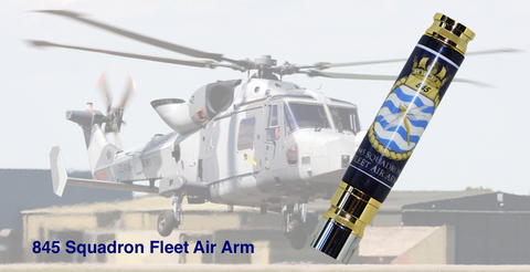 845 Squadron Fleet Air Arm - Regimental Pens