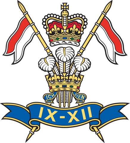 The Royal Lancers - Regimental Pens