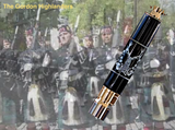 Gordon Highlanders Regiment Bullet Pen - Donations to the G.H. Museum - Regimental Pens