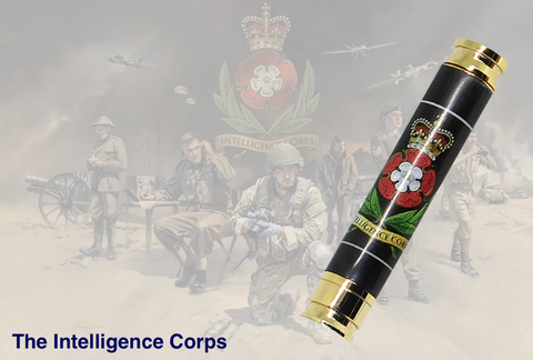 The Intelligence Corps - Regimental Pens