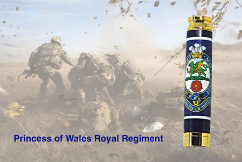 Princess of Wales's Royal Regiment - Regimental Pens