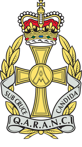 The Queen Alexandra's Royal Army Nursing Corps (QARANC) - Regimental Pens