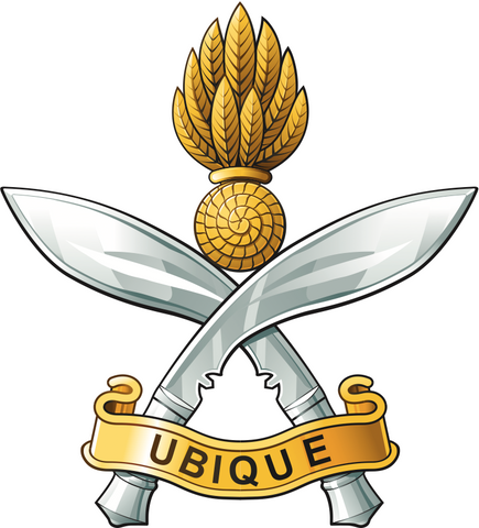 The Queens Gurkha Engineers (QGE)