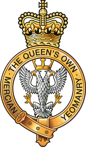 The Queen's Own Mercian Yeomanry