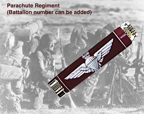 2 Para  Bullet Pen 7.62mm - Regimental Pens