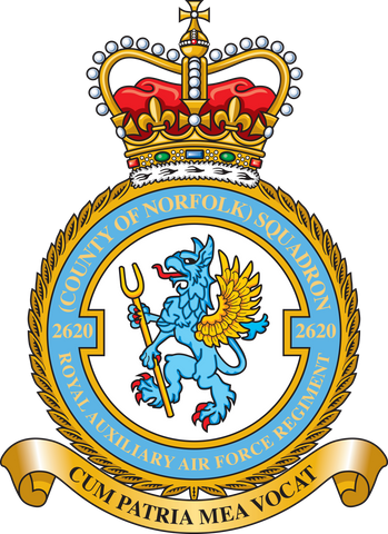 2620 RAuxAF Regiment Sqn