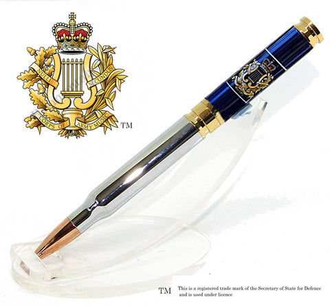 Blues and Royals Bullet pen - Regimental Pens