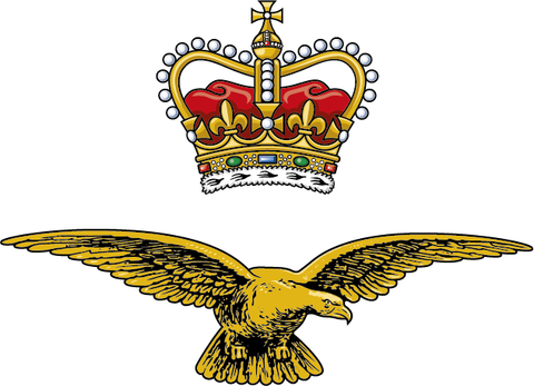 RAF Eagle Crown
