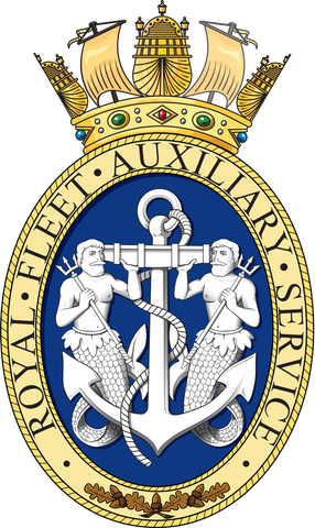 RFA Badge