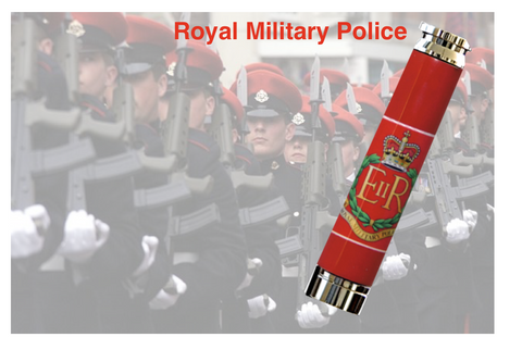 Royal Military Police Bullet Pen 7.62mm - Regimental Pens