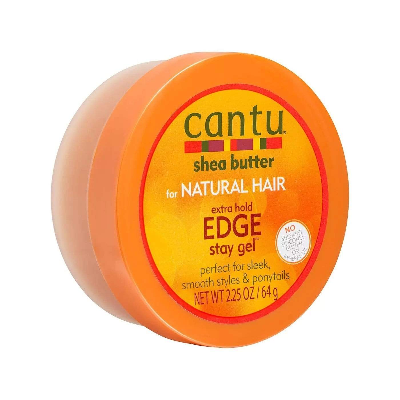 Cantu Extra Hold Edge Stay Gel - 64gr