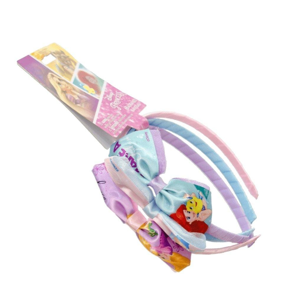 Disney Princess Set de 3 diademas con moño - LVXO.com