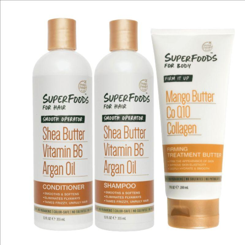 Set Super Foods 4 - LVXO.com