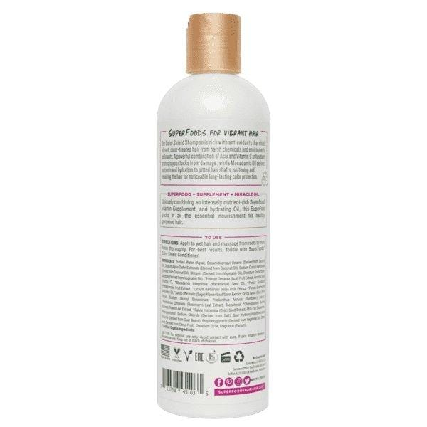Superfoods Shampoo Protección Color - LVXO.com