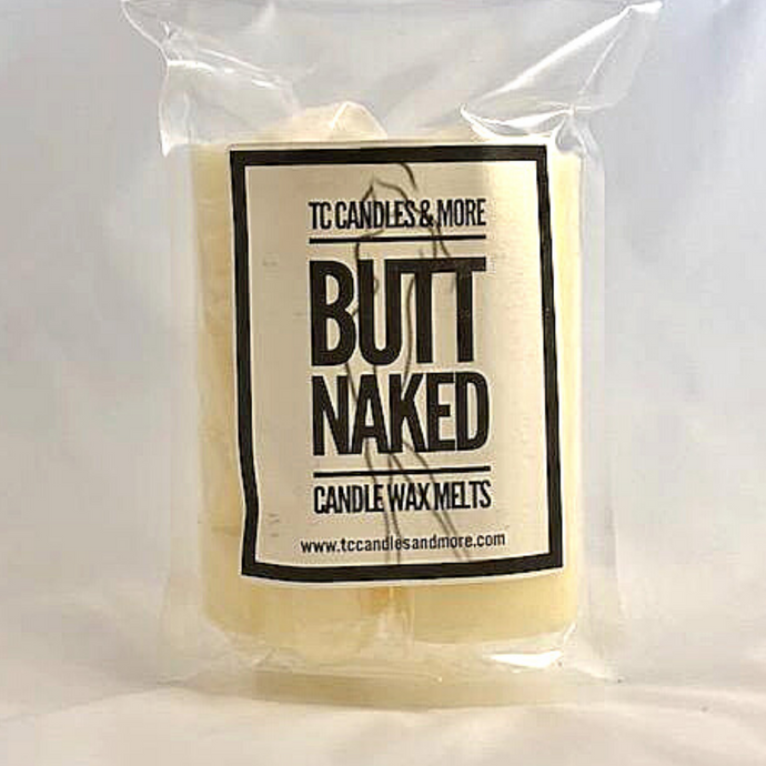 Buttnaked  Candle Melts - TC Candles & More , Candle Melts - TC Candles & More ,