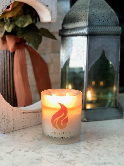 Indian Sandalwood Scented Candle 15 oz - TC Candles & More ,  - TC Candles & More ,